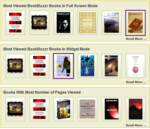 BookBuzzr