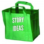 YWS: How Authors Get Story Ideas