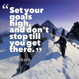 Set-your-goals-high
