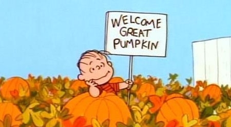 welcomegreatpumpkin