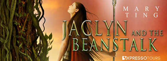 Cover Reveal: Jaclyn and the Beanstalk by Mary Ting