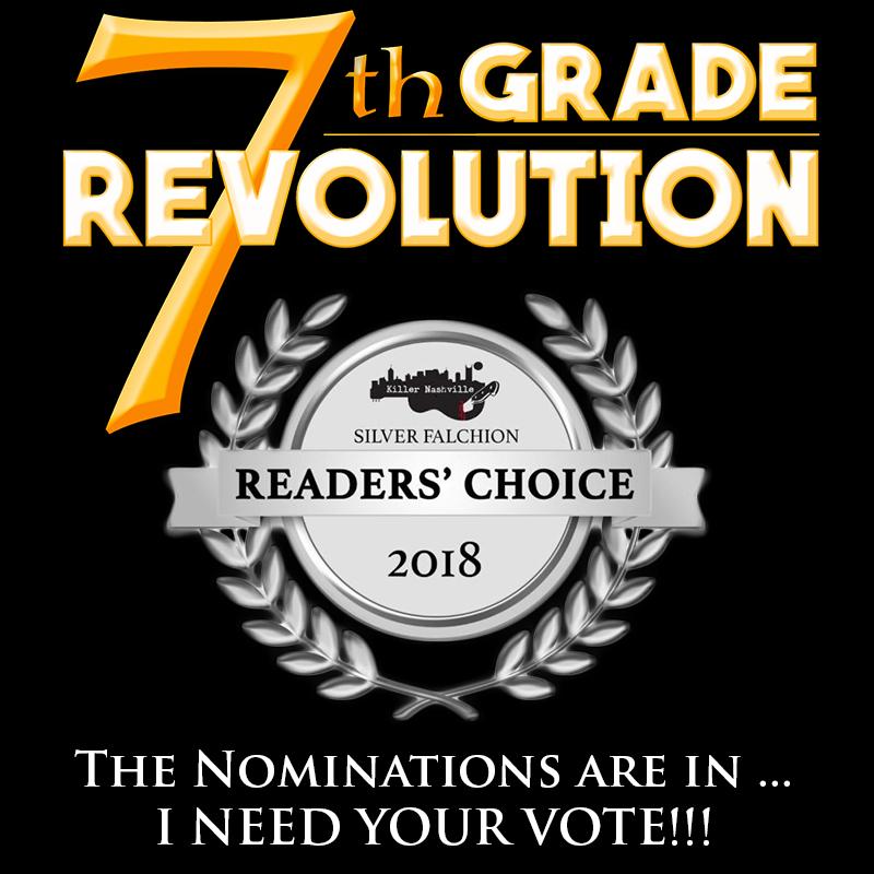 2018 Silver Falchion Readers' Choice Nomination