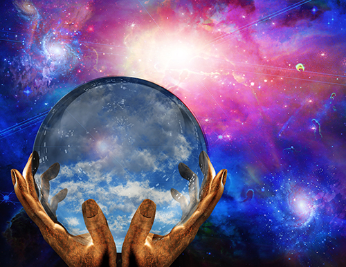 The Journal of Angela Ashby: The Crystal Ball