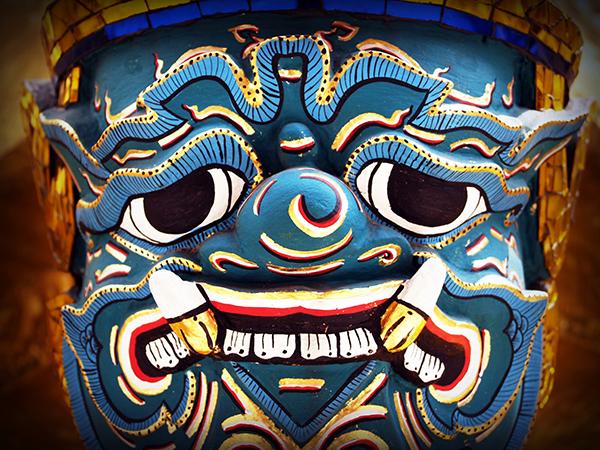 Speak No Evil: Look Behind the Mask