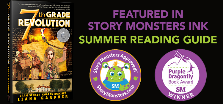 Story Monsters Ink Summer Reading Guide